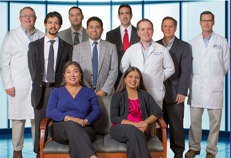 The physicians of Associates in Nephrology